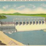 Claytor Dam (scene near Wytheville)